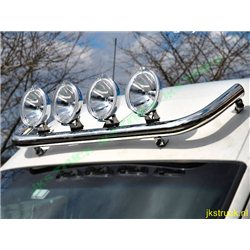 Roofbar / Lamp Holder Universeel Master / Sprinter/ Daily / Transit / Crafter / Ducato