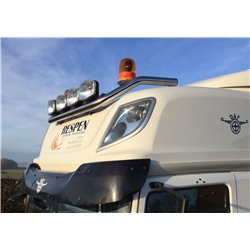 Roof bar / Lamp holder Daf CF 85 / Euro 6 Space Cab