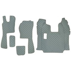 Tunnel covers and floor mats SCANIA 2008-2012 Manual