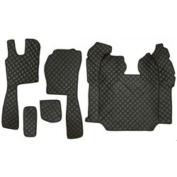 Tunnel covers and floor mats SCANIA 2005-2008 Automatic