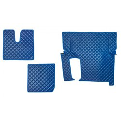 Tunnel covers and floor mats MAN TGX Automatic 1 drawer