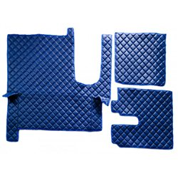 Tunnel covers and floor mats MAN TGX 1 drawer 2014R
