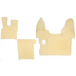 Tunnel covers and floor mats DAF 105/106 Euro 6 Manual 2012-2013