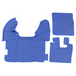 Tunnel covers and floor mats DAF XF TUSSEN MODEL 2012-2013 Automatic