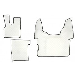 Tunnel covers and floor mats DAF 105/106 Euro 6 2012-2013 Automatic
