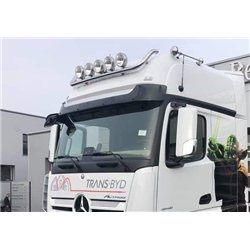 Roof bar / Lamp holder Mercedes-Benz Actros MP4 GIGASPACE