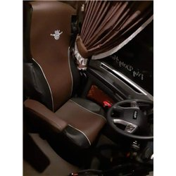 Seat covers DAF Scania Volvo Mercedes MAN Iveco Renault