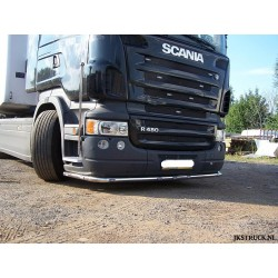 Onder bumper bar / Low Bar Scania R Series Lage bumper