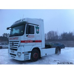 Sideskirts Mercedes Actros MP2