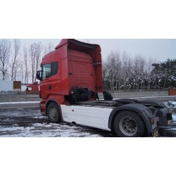 Sideskirts Scania R Series