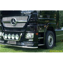 Onder bumper bar / Low Bar Mercedes-Benz Actros MP3 STD