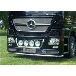 Onder bumper bar / Low Bar Mercedes-Benz Actros MP3 STD (LED)