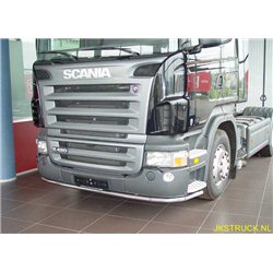 Onder bumper bar / Low Bar Scania R Series Hoge bumper