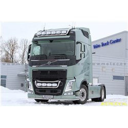 Grill Light Bar / Lamp holder Volvo FH 2013- TAILOR (LED)