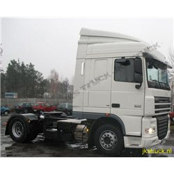Roof spoiler+ fenders DAF XF 105 Space Cab