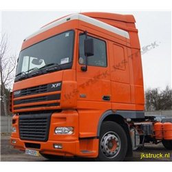 Roof spoiler+ fenders DAF XF 95 Space Cab