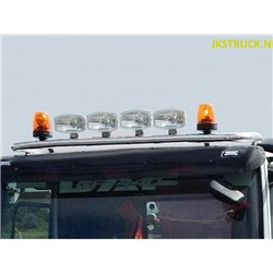 Roof bar / Lamp holder Daf CF 85 / Euro 6 Slepper Cab