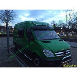 Roofbar / Lamp Holder Mercedes-Benz Sprinter