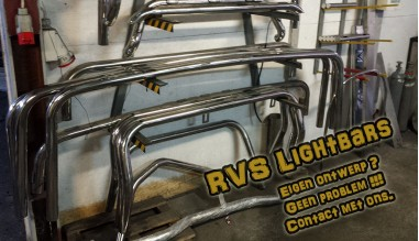 RVS Lightbars